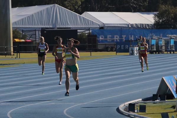 Perth - Wednesday 2nd
