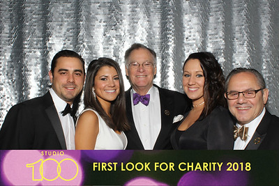 100 Club First look Charity February 9, 2018