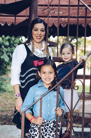 Eugenia Salazar-Mozingo & Girls