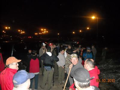 Troop Night Hike 3/10/10