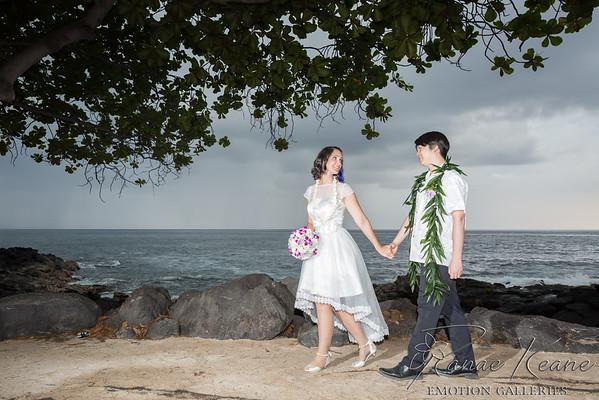 160812 Melia and Satoru Morikawa
