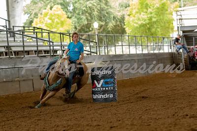 Pasadena Rodeo Qualifier Barrel Race