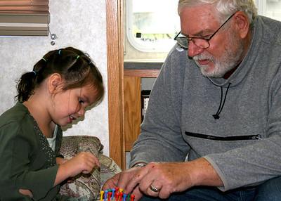 10/15/06 - Gritz family visit