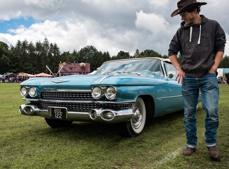 1959 Cadillac Series 6200 Convertible