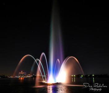 Windsor Peace Fountain