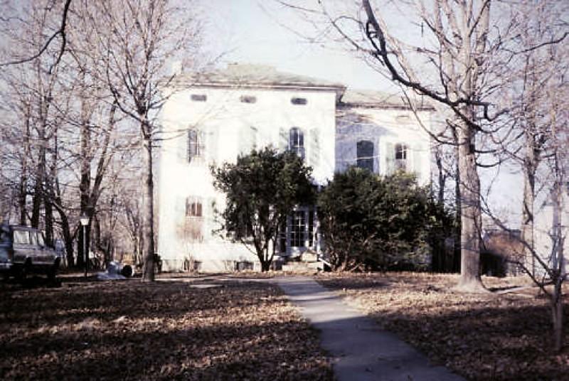Mathew Busey House