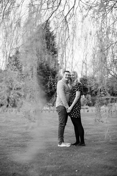 Danielle and Robert Pre-Wedding Shoot