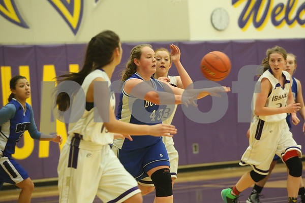 2016-01-13 Issaquah Girls C Basketball vs Bothell (VV)