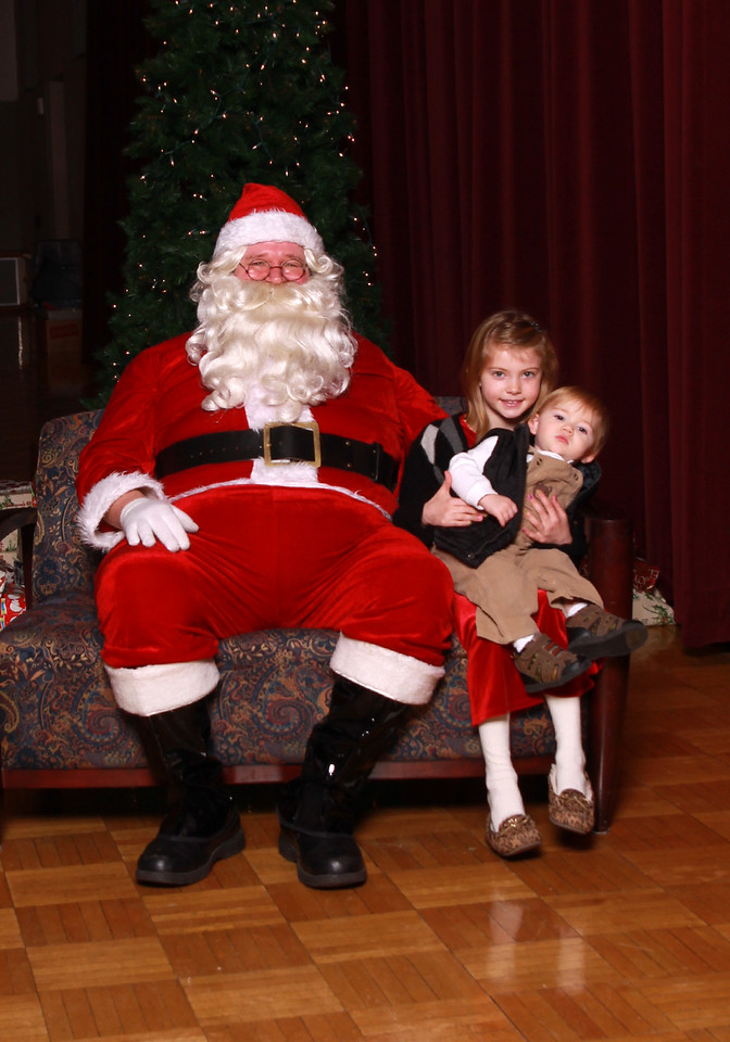 2014 3M CHRISTMAS PARTY WITH SANTA