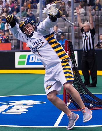 Minnesota Swarm @ Toronto Rock NLL East Semi Final 28 April 2013