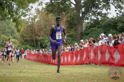 Men's Collegiate Finish - Photographed by Mal Sebeck