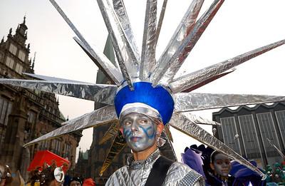 Bremer Karneval 2003 - All über All