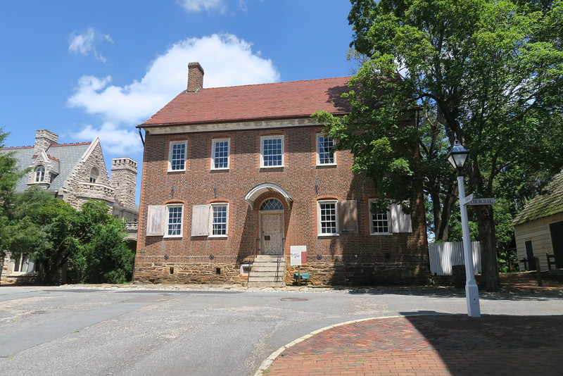 Vierling House & Apothecary (ca. 1802)