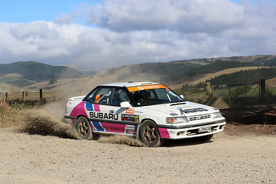 Rally Otago 2019 - Classic 4WD