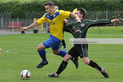 Fairfield Villa FC 0 v 4 Sutton United FC