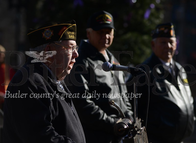 92307 VFW Post 249 National Pearl harbor Remembrance Day at Diamond Park