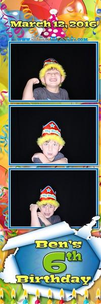 Ben's Birthday Party