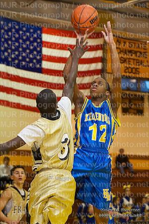 St. Anthony's Vs Kellenburg, Boys Freshman Basketball 02.04.11