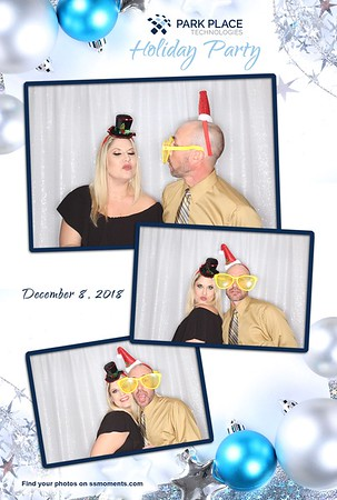 12/08/18 - Park Place Technologies' Holiday Party