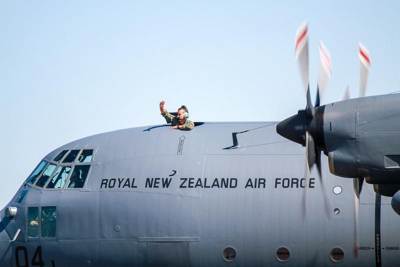 RNZAF C-130