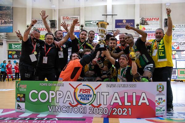 Finale Coppa Italia B: Hockey Vercelli vs Amatori Pesaro