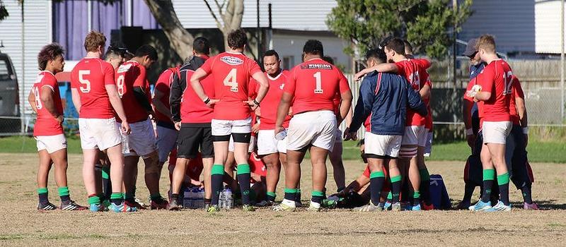 2015 Wgtn Lower Grade Rugby
