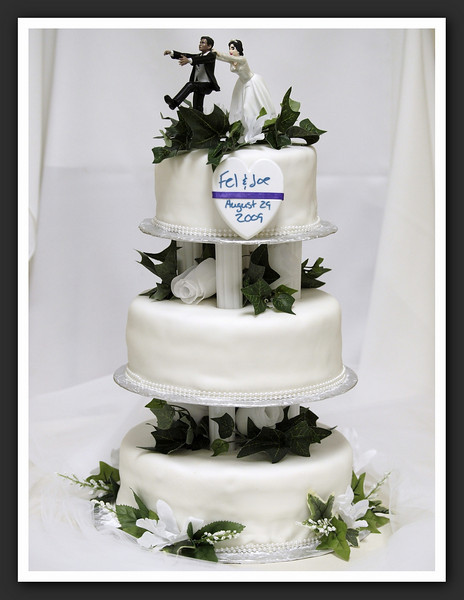 The Cake, the settings ... and stuff 2009 08-29 021 .jpg