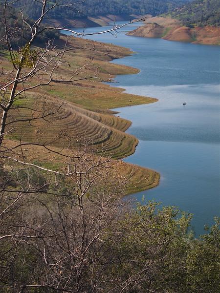 YOS-160219-0003 Lake Don Pedro Shoreline