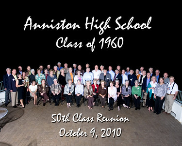 Anniston High Class of 1960