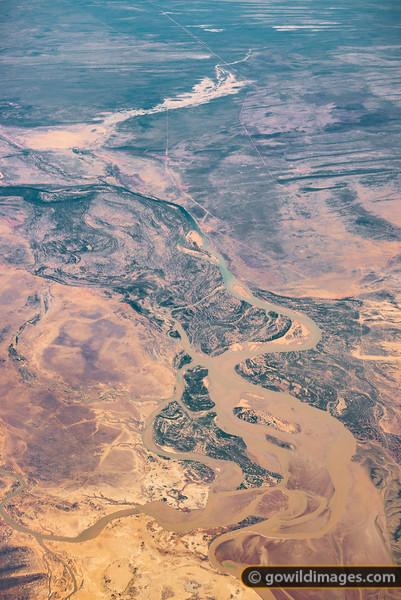 Fitzroy River Delta