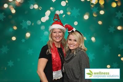 Wellness Corporate Solutions Holiday Party 2017