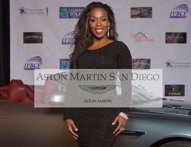 Aston Martin Red Carpet
