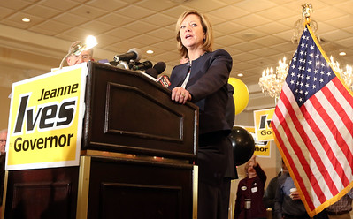 Jeanne Ives - Election Night