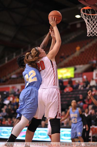 Southern vs Rutgers 12/12/2012