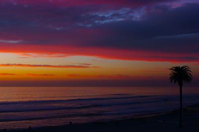 Encinitas Sunsets - 2010