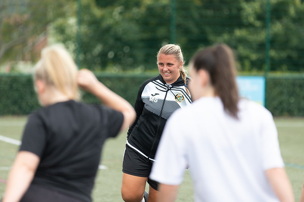 vs Portchester Ladies, 29 August 2021, Pre-Season