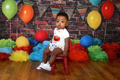 La'Damian~1st Birthday