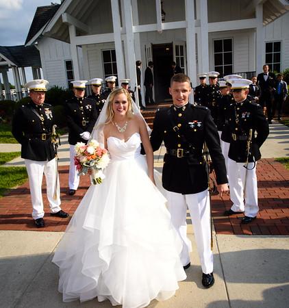 Cara & Max Greer Wedding