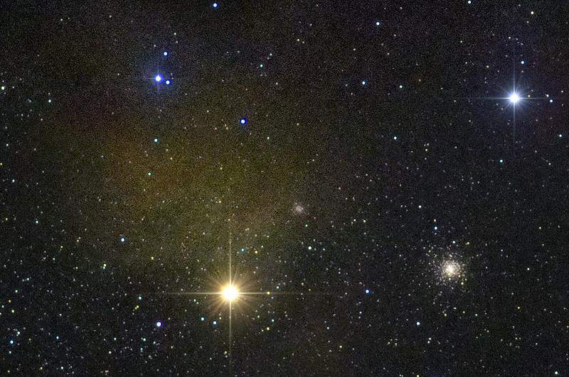 M4 and NGC6144