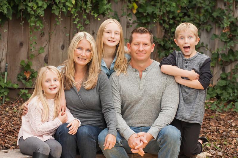 Kosek Family 2015