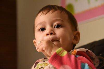Atira 1 year old