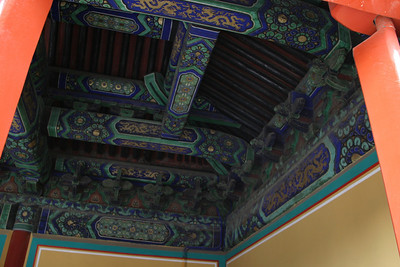 Beijing:  Temple of Heaven, Sep 2008