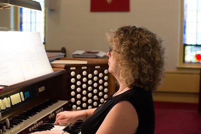 Rebecca Kleintop Owens' Organ Recital