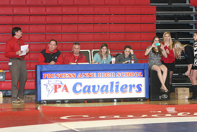 PA Wrestlers Dominate Landstown and the Program is Back and ready for Districts