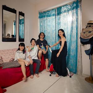130616 Ling & Dan Family