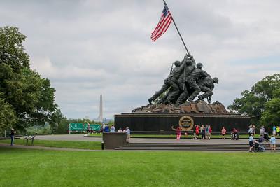 F50-FD-The Iwo Jima Memorial