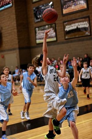 SPRD Basketball Shootout 2-17-13