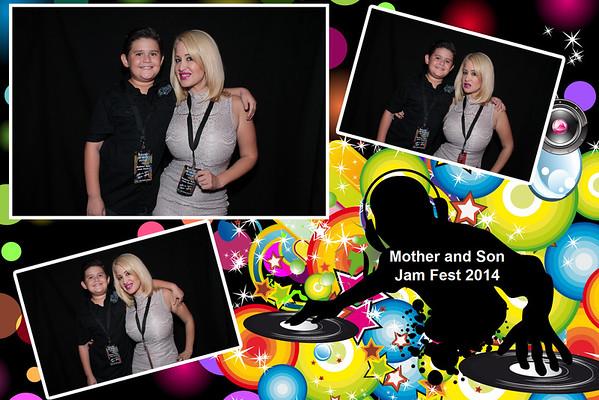 Mother Son Jam Fest 2014