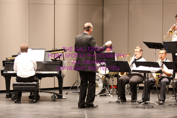2009-10 RTHS MUSIC DEPARTMENT PRESENTS - WINTER BAND CONCERT