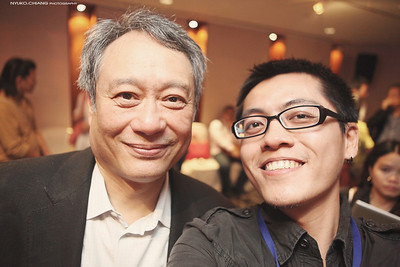 Ang Lee | 李安回家,朋友相聚